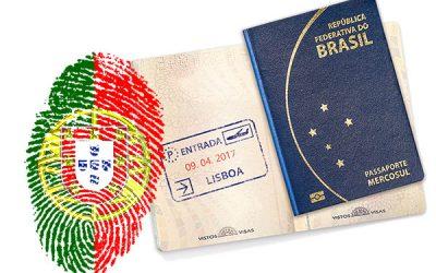 Vistos para viver em Portugal